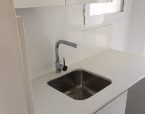 reforma cocina sevilla lavabo