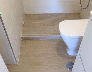 reforma baño sevilla suelo