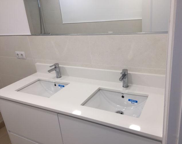 reforma baño sevilla mueble