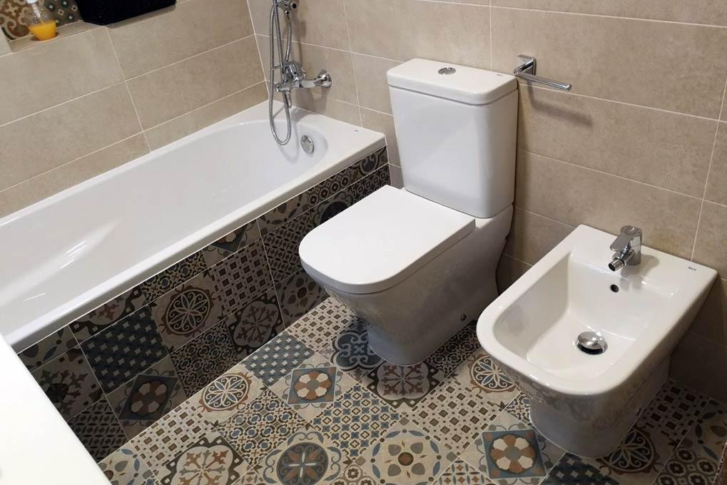 reforma cuarto baño sevilla