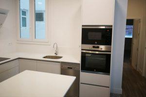 reforma cocina sevilla mobiliario